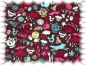 Preview: Lovely Things cord bordeaux