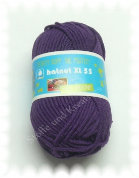 hatnut XL 55 Mützenwolle hellgrün 74
