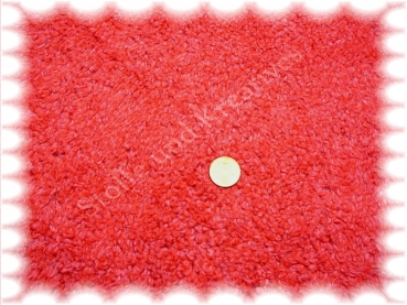 Boucle Deux boucle raspberry red    Rest 33 cm reduced!!