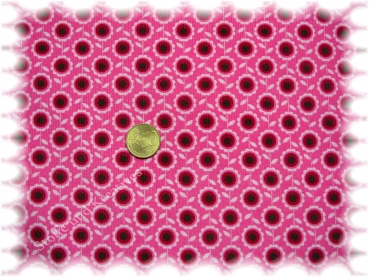 Girls Daisies-Cord Babycord pink Hamburger Liebe