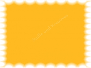 Cotton de luxe cotton unicoloured yellow (sun)