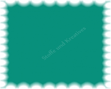 Cotton de luxe cotton unicoloured smaragd green