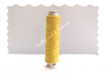 Sewing Thread yellow 07975