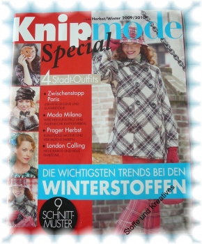 Knipmode  Fall/Winter2009/10  !!!