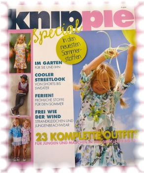 Knippie Special  Spring/Summer 2012 for kids !!!