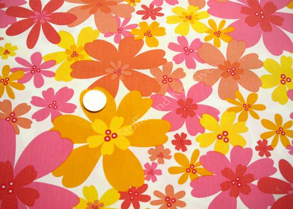 Larissa cotton yellow Stenzo