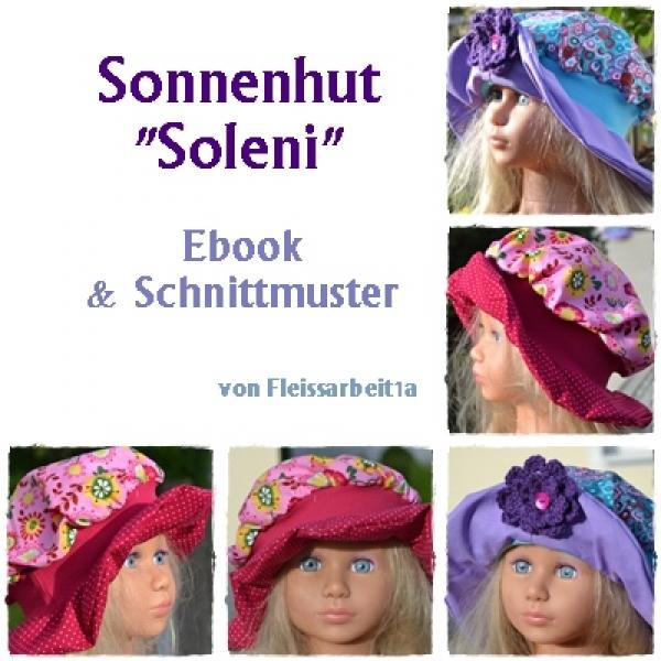 EBOOK Soleni Sonnenhut Schnittmuster zum Download - Stoffe-und ...