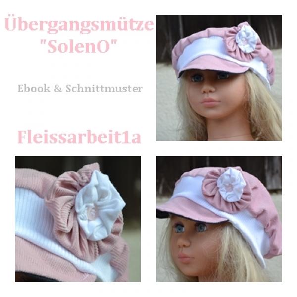 EBOOK Soleno Sonnenhut Schnittmuster zum Download - Stoffe-und ...