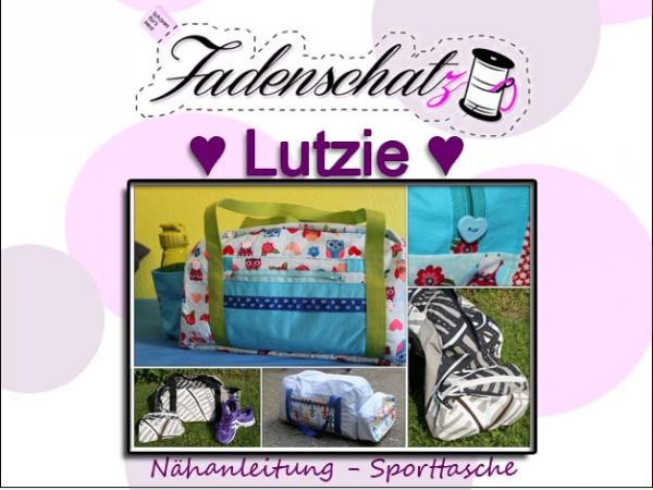 EBOOK Lutzie Sporttasche Schnittmuster zum Download - Stoffe-und ...